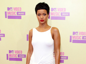 Rihanna at the MTV VMAs