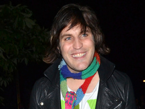 Noel Fielding Future Contemporaries party held at The Serpentine Gallery London