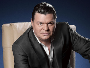 Jamie Foreman as Derek Branning in EastEnders.