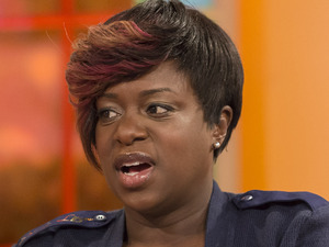 Tameka Empson appears on 'Daybreak'