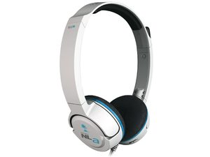 Turtle Beach Wii U headphones (white)
