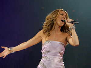 Celine Dion plays at the American Airline arena as part of her 'Taking Chances' tour Miami, Florida - 23.01.09 Credit: (Mandatory): Aruna Gilbert / WENN.com