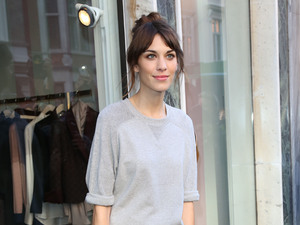 Miss Mode: Alexa Chung Mulberry sideMandatory Credit: Lia Toby/WENN.com