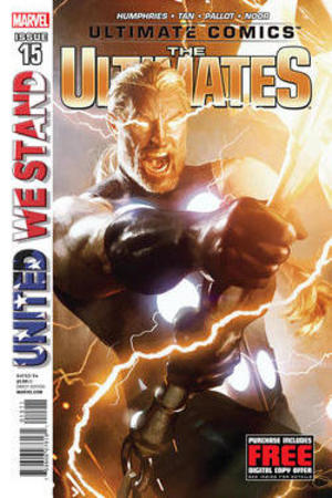 Ultimate Comics: The Ultimates #15