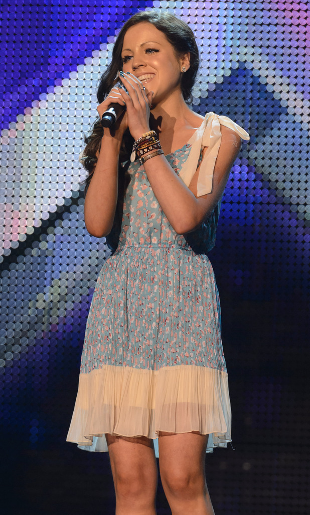 The X Factor Boot Camp: Melanie McCabe