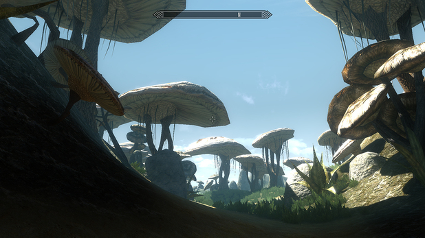 Morrowind Skyrim remake screenshots