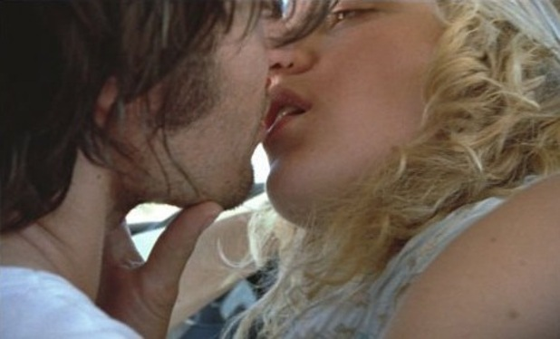 Chloe Sevigny Vincent Gallo The Brown Bunny sex scene