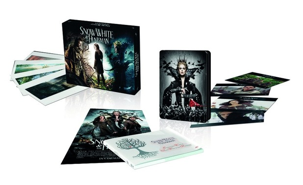 Snow White and the Huntsman limited edition packshot
