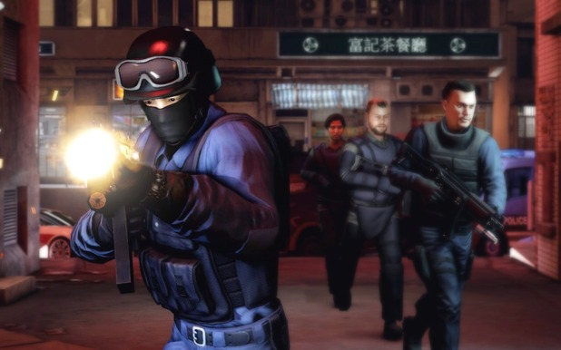 Sleeping Dogs 'SWAT Pack' DLC