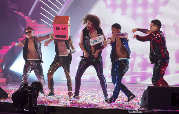 &#39;Britain&#39;s Got Talent&#39; Semi-Final 3: LMFAO