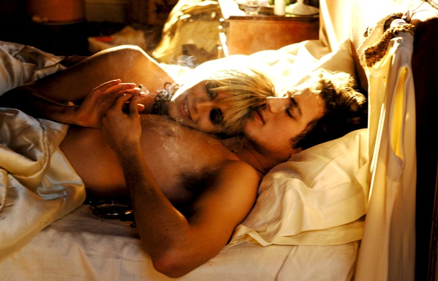 Sienna Miller and Hayden Christensen