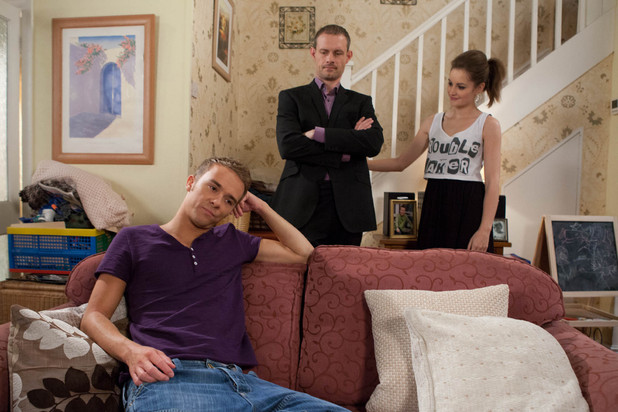 Kirsty is thankful when Nick spoils Max, but David is left feeling inadequate