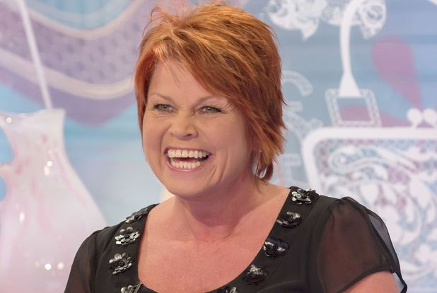 Vicky Entwistle appears on 'Loose Women'