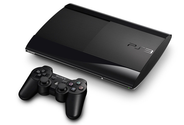 The new super slim PS3