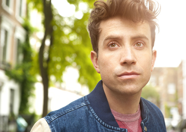 BBC Radio 1 Nick Grimshaw Breakfast Show