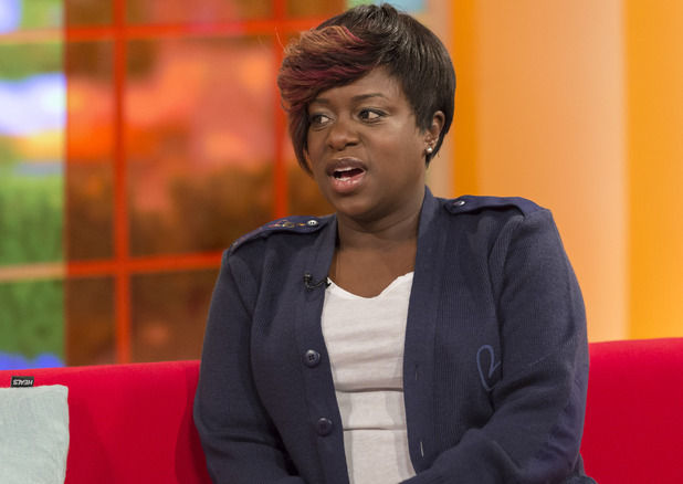 Tameka Empson appears on &#39;Daybreak&#39;