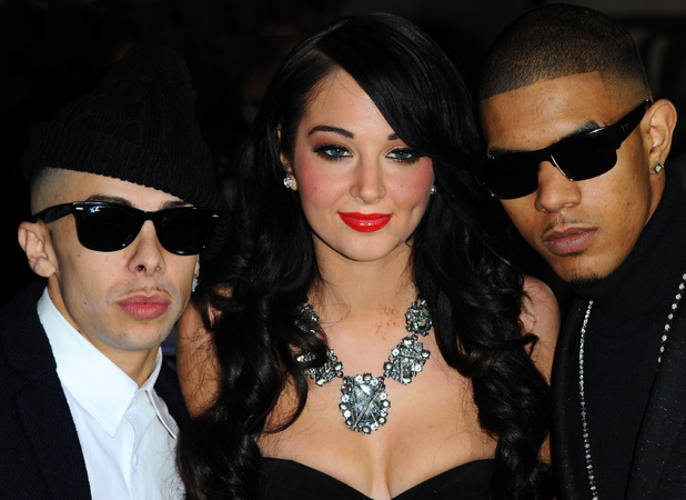 N Dubz The Variety Club Showbiz Awards 2010 at the Grosvenor House Hotel London, England - 14.11.10Mandatory Credit: WENN.com