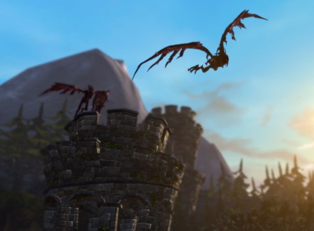 Fable: The Journey screenshot - hills