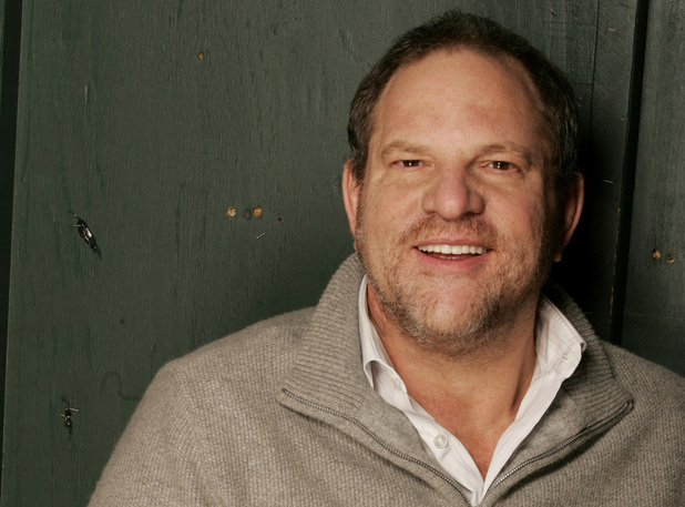 Finding Neverland press launch: Harvey Weinstein