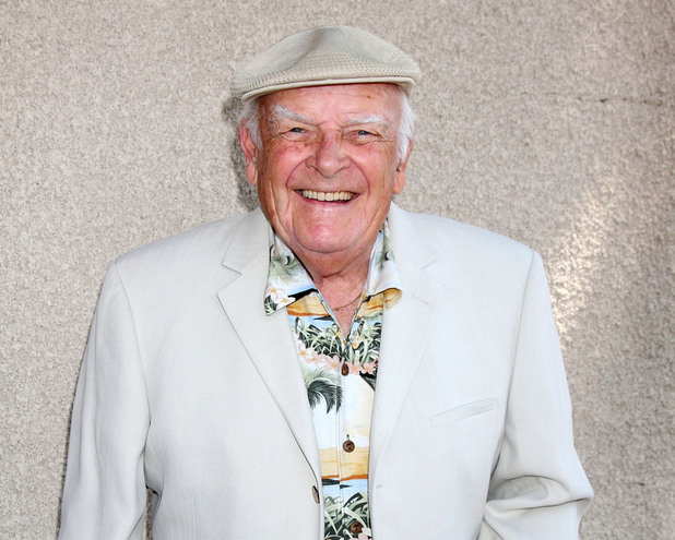 John Ingle at a General Hospital Fan Club Luncheon in Van Nuys, California, July 2009