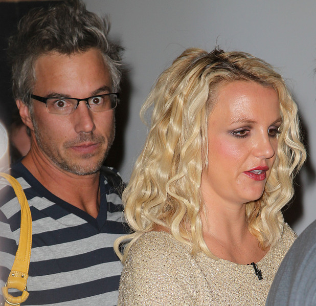 how long have britney spears and jason trawick been dating