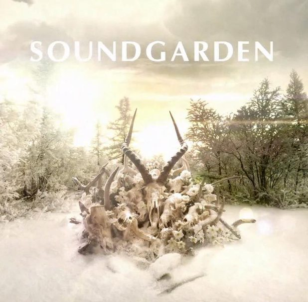 Soundgarden&#39;s &#39;King Animal&#39; artwork