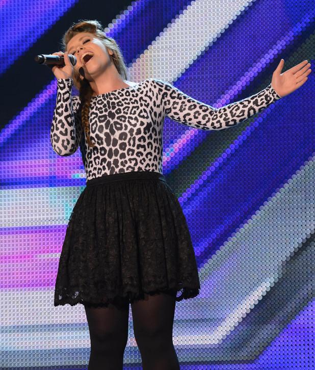 The X Factor 2012 Bootcamp: Ella