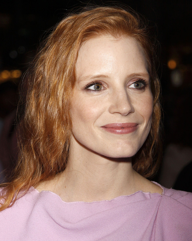 Jessica Chastain Opening night of the Off-Broadway play 'If There Is I Haven't Found It Yet' at the Laura Pels Theatre