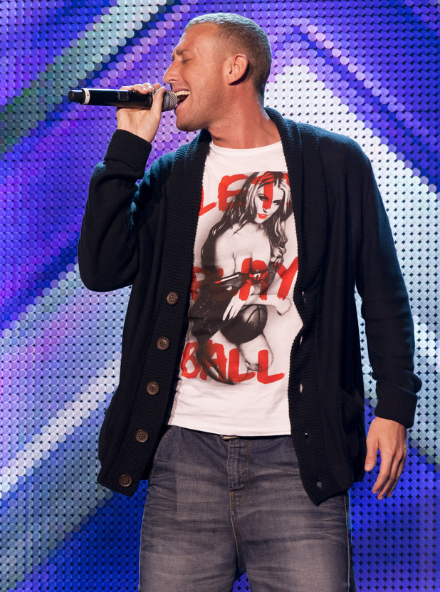 The X Factor Boot Camp: Christopher