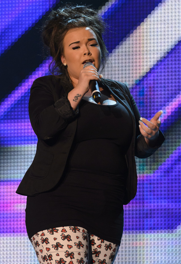 The X Factor Boot Camp: Amy
