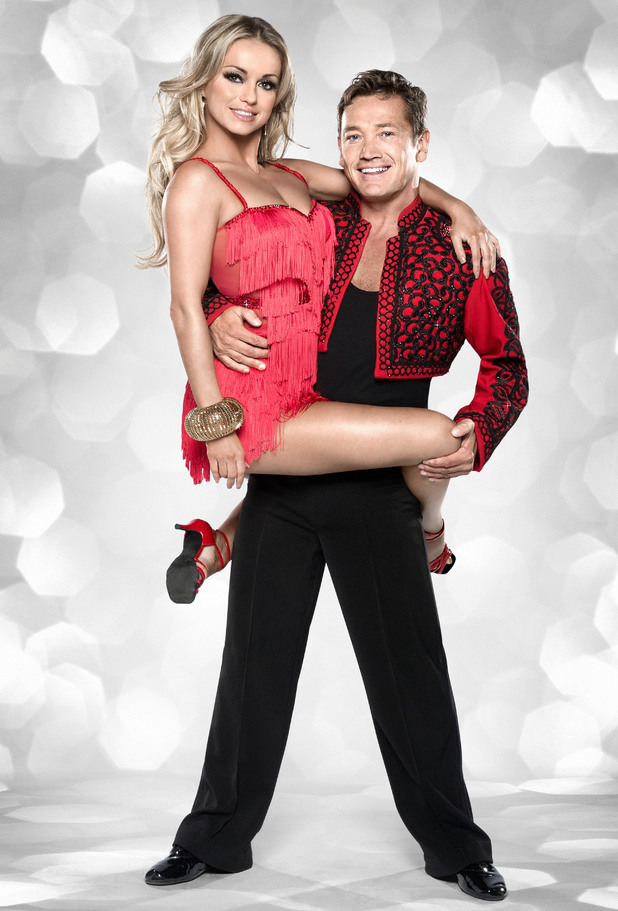 Strictly Come Dancing Couple Photos