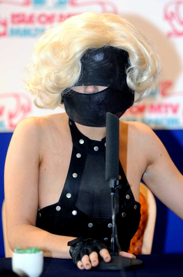 Lady Gaga aka Stefani GermanottaIsle of MTV held in Il-Fosos Square - Press Conference Floriana, Malta