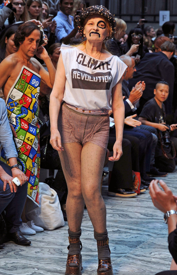 London Fashion Week 2012's most outlandish moments