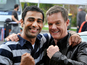 Neighbours films Paul, Ajay fight scene