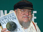 George RR Martin pits his creations against Lord of the Rings figures.