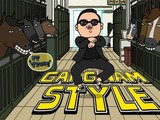 Psy: &#39;Gangnam Style&#39; artwork