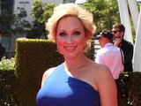 Leigh-Allyn Baker at the 2012 Creative Arts Emmy Awards held at the Nokia Theatre