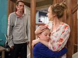 6357: Laurel struggles to cope with the pressures as Gabby claims Marlon hit her