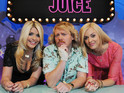 Celebrity Juice star on Tulisa's sex tape, Rufus Hound disappearing and more.