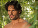 Joe Manganiello and more True Blood stars topless and chained up in season five.