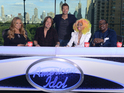 The country singer says it's an honor to be part of the American Idol family.