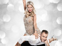 Strictly Come Dancing's Denise Van Outen is looking forward to the Latin dances.