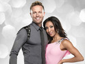 Karen Hauer claims the Westlife star looks like a potential series winner.