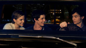 'The Perks of Being a Wallflower' UK trailer