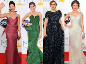Allison Williams, Ashley Judd, Lena Dunham, Sarah Hyland