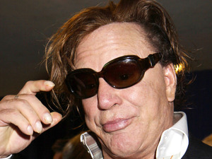 Mickey Rourke,