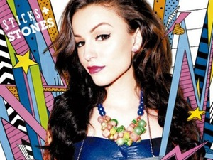 Cher Lloyd 'Sticks + Stones' deluxe edition.