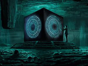 Doctor Who: A History of the Universe in 100 Objects - Pandorica