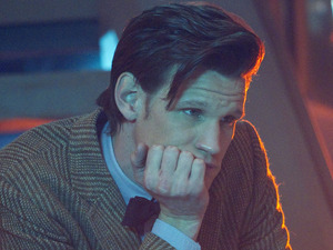Doctor Who S07E05 - &#39;The Angels Take Manhattan&#39;: The Doctor