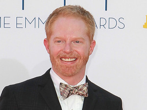 Jesse Tyler Ferguson 64th Annual Primetime Emmy Awards, held at Nokia Theatre L.A. Live - Arrivals Los Angeles, California